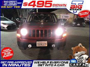 2016 Jeep Patriot for Sale in Fontana, CA