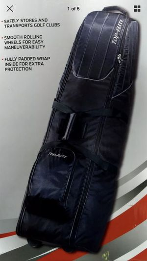 Golf Travel Bag -TopFlite Pro Traveller for Sale in Waimea, HI