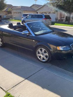 2005 AUDI S4 CONVERTIBLE (ONLY 42K MILES) for Sale in Chandler,  AZ
