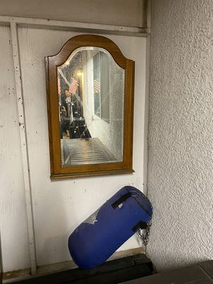 Antique mirror for Sale in Garden Grove, CA