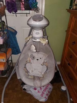 Fisher price baby swing for Sale in Pomona, CA