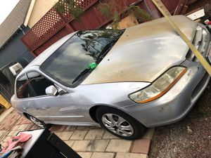 2001 Honda Accord for Sale in Fullerton, CA