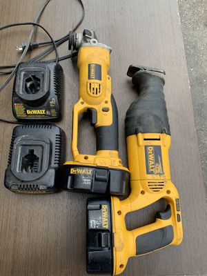 Dewalt saw saw and grinder for Sale in Columbus, OH