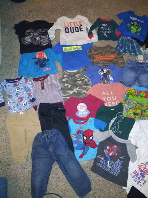 Toddlers /kids clothes for boys for Sale in Las Vegas, NV