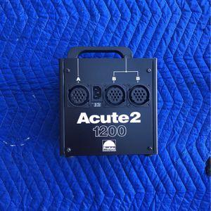 Profoto Acute2 1200 Ws Powerpack for Sale in Temecula, CA