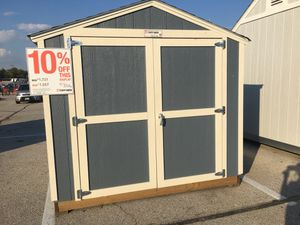 Tuff Shed 8x8 KR600 was $1731 now$1557 DELIVERY WAS INCLUDED for Sale in Overland, MO