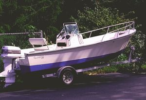 1974 Aquasport Center Console boat for Sale in Howell Township, NJ