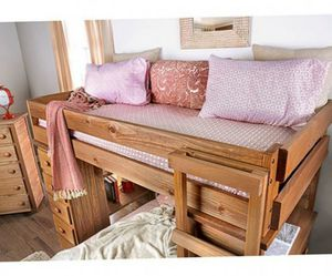 Bunk Beds Twin Over Twin - $106/month for Sale in Centennial, CO
