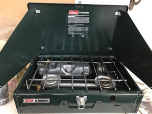 Coleman stove camping camper for Sale in Fresno, CA