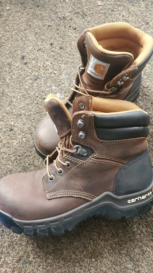 CARHARTT WOMENS WORK BOOT SIZE 8 for Sale in Salt Lake City, UT