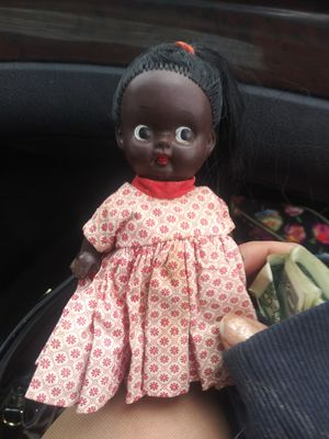 Antique african doll offer negotible for Sale in Dunwoody, GA