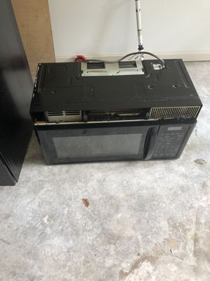 Microwave/ Mounted heavy duty for Sale in Vienna, VA