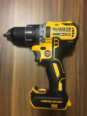 DEWALT 20V MAX XR Brushless Drill/Driver, Compact - Bare Tool for Sale in Houston, TX