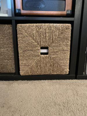 Knipsa IKEA storage baskets 🧺 selling 5 for Sale in San Jose, CA