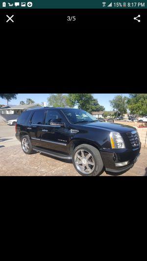 Cadillac escalade for Sale in Fontana, CA