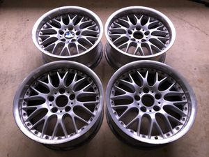 Bbs Bmw style 42 17x8et20 5x120 for Sale in Centreville, VA