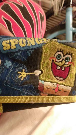 Spongebob wallet for Sale in San Francisco, CA