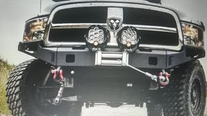 09-12 RAM Winch Bumpers for Sale in Queen Creek, AZ