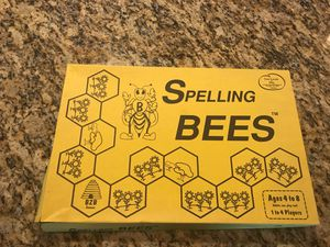 Spelling bees board game for Sale in Graham, WA