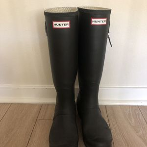 Hunter's Women's Original Tall Rain Boots for Sale in San Diego, CA