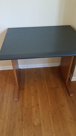Wooden desk for Sale in Inverness, IL
