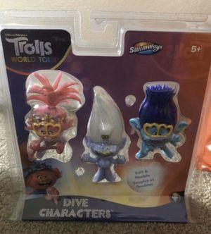 Kids, toys, boy, girl, trolls, new, brand new, swimways, Christmas, gifts for Sale in National City, CA
