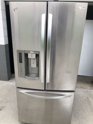 LG stainless french door for Sale in Santa Ana, CA