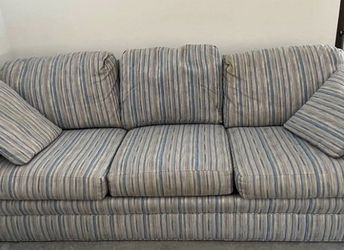 Sheryl Sofa Stripe for Sale in Broadview Heights,  OH