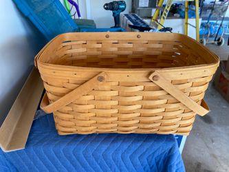 Longaberger Basket for Sale in La Verne,  CA