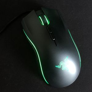 Mamba Rlite Wired Optical Gaming Mouse for Sale in Ladera Ranch, CA