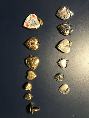 14 lockets for Sale in Edgewood, WA