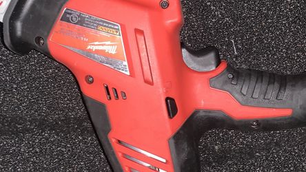 Milwaukee M18 Hack Saw for Sale in San Jose,  CA