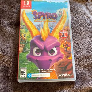 Spyro Nintendo Switch Game for Sale in Phoenix, AZ