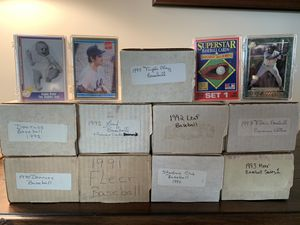 Baseball Complete Sets for Sale in Concord, NC