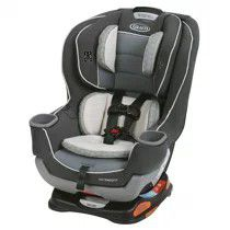 Graco Extend2Fit Convertible Car Seat, Davis Dark Gray for Sale in Louisville, KY