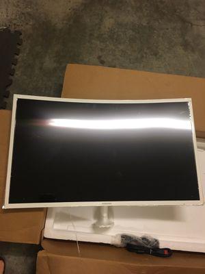 Samsung monitor 32' C32F397FWN Curved Full-HD for Sale in Orlando, FL