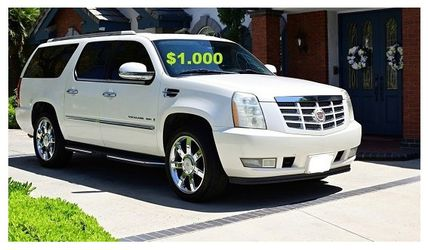 💚$1.000 First owner 2OO8 Cadillac Escalade for Sale in New Haven,  CT