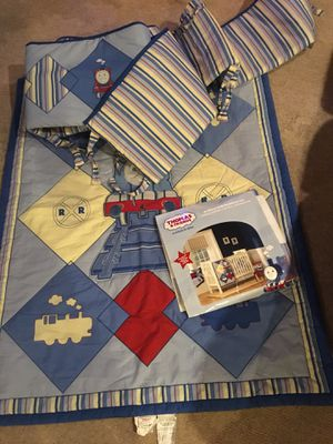 Thomas the Train Crib Set for Sale in Lovingston, VA