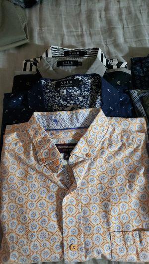 Camisas de hombre talla L for Sale in Holtville, CA