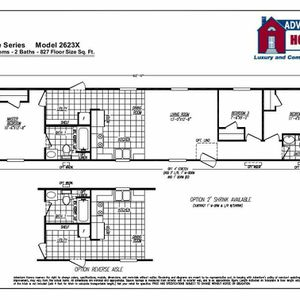 2011 Mobile Home For Sale for Sale in Mooresville, IN