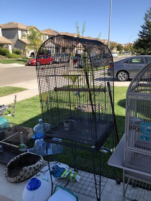 Bird cage for Sale in Stockton, CA