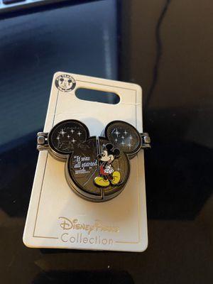 Disney Pins: Walt Disney & Mickey Pin for Sale in FL, US