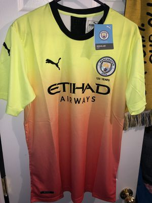 Manchester city jersey for Sale in Nashville, TN