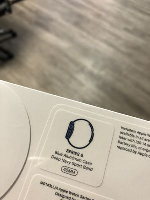 Apple Watch series 6 40mm GPS ONLY ((( take it home with 80$, no credit needed))) for Sale in Dallas, TX