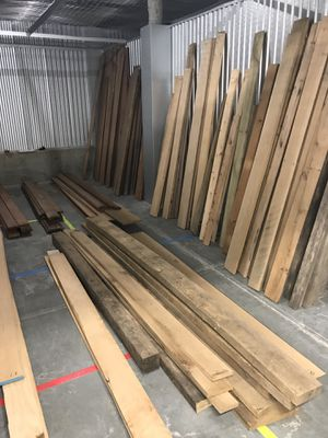 Cherry, Walnut, White Oak Lumber for Sale in Ashburn, VA