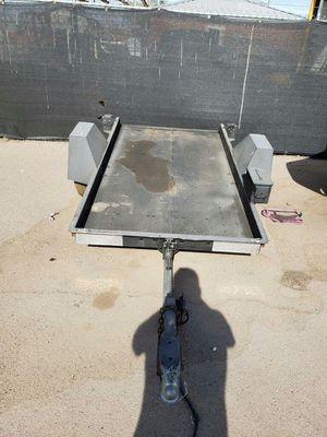 Flat bed trailer for Sale in Phoenix, AZ