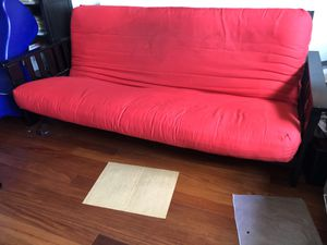 Free futon with base-needs new cover for Sale in New York, NY
