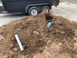 Free dirt in Whittier for Sale in Whittier, CA