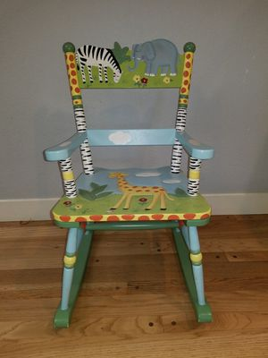 Kids rocking chair. for Sale in Centennial, CO