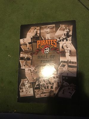 Pirates hall of fame coins full set for Sale in Pittsburgh, PA